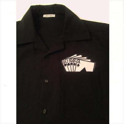 camisa poker