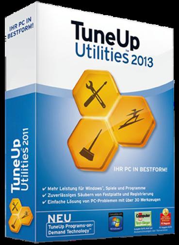 TuneUp Utilities 2013 v13.0.3020.12 - ITA