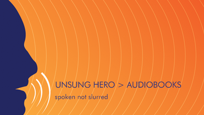 Unsung Hero > audiobooks
