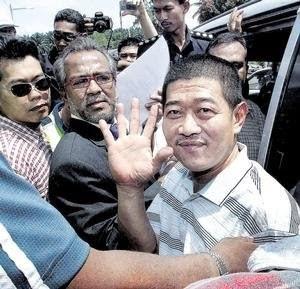 Datuk Seri Khoo Tee Yam Kereta Diletupkan Kerana Unsur Khianat Sabotaj Musuh