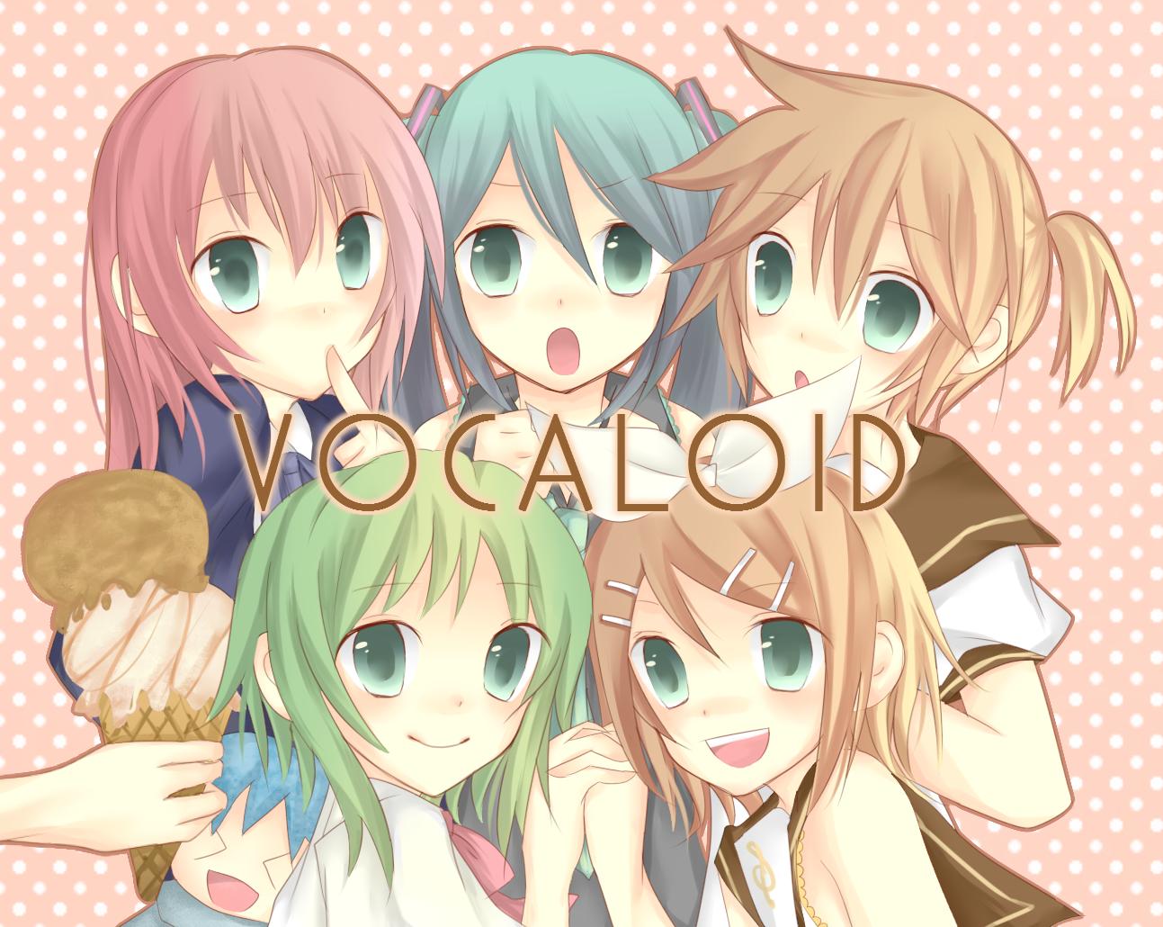 Le Vocalo-Groupe ! Chibi+Vocaloid