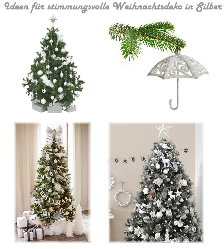 Dekorationen und geschenke womit und wie kann man den for Dekoideen weihnachtsbaum