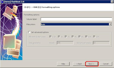 Cara instal ulang windows xp dengan FLASHDISK