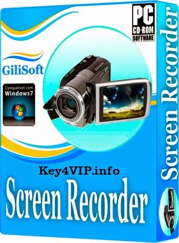Download Gilisoft Video Recorder 4.3.1 Full,Quay phim màn hình,quay phim thao tác trên máy tính