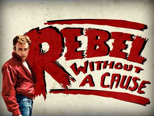 james dean - rebel without a cause