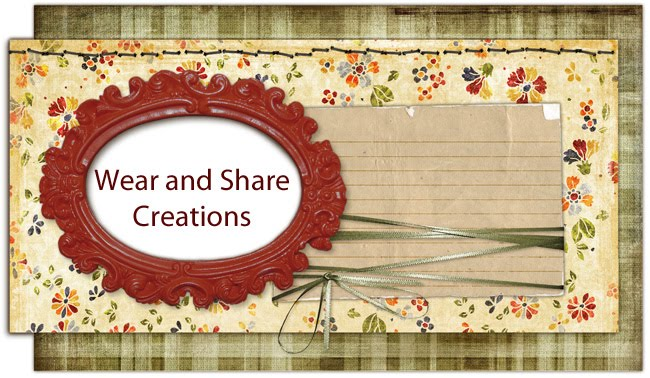 Wear and Share Creations