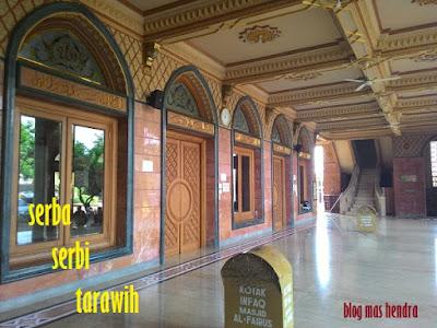 Beranda Masjid Al-Fairus, Lamongan - Blog Mas Hendra