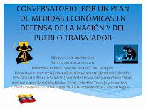 Conversatorio: Por un Plan de medidas económicas en defensa de la Nación y el pueblo trabajador