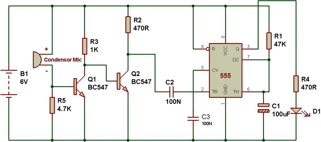 Clap Switch Using 555 Ic moreover Electrical Wiring Diagram additionally 0 30v Guc Kaynagi Lcd Volt  er Isi Gosterge likewise 2181499797458386 additionally Interfacing Push Button Switch To. on on pinterest arduino projects and circuit diagram