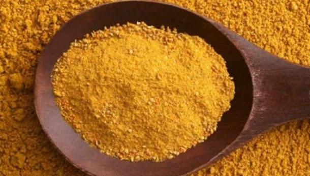 Molho curry tem propriedade anti-hipertensivas