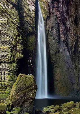 Cachoeira da Fumacinha - BA