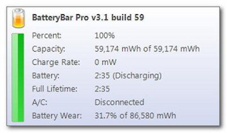 BatteryBar Pro 3.6 6 Crack License Key Free Download