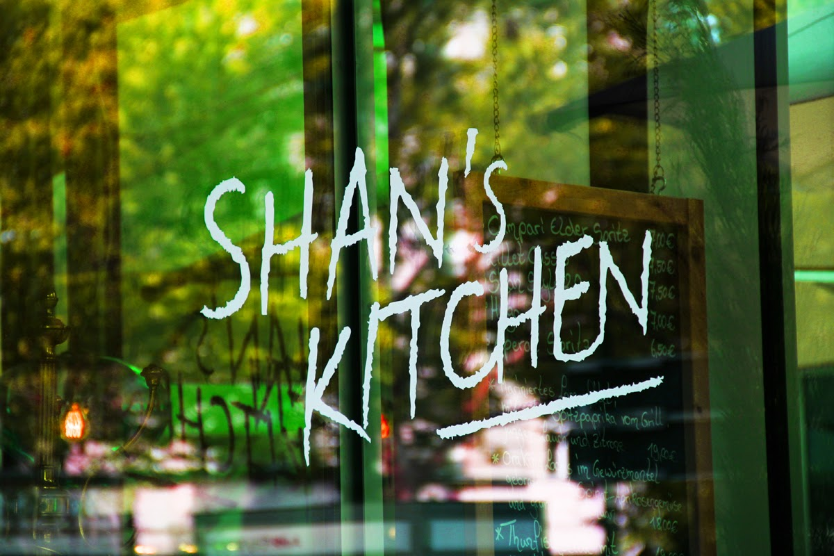 shan's kitchen shan rahimkhan food fashion beauty