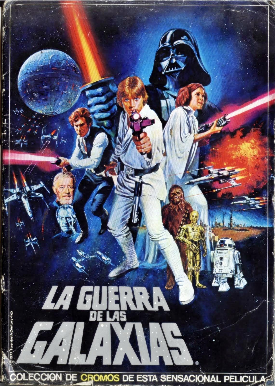 la guerra de las galaxias 2: