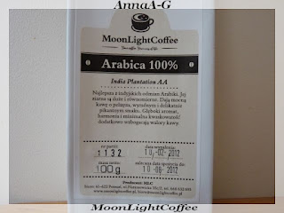 MoonLightCoffee India Plantation AA- 100% Arabica