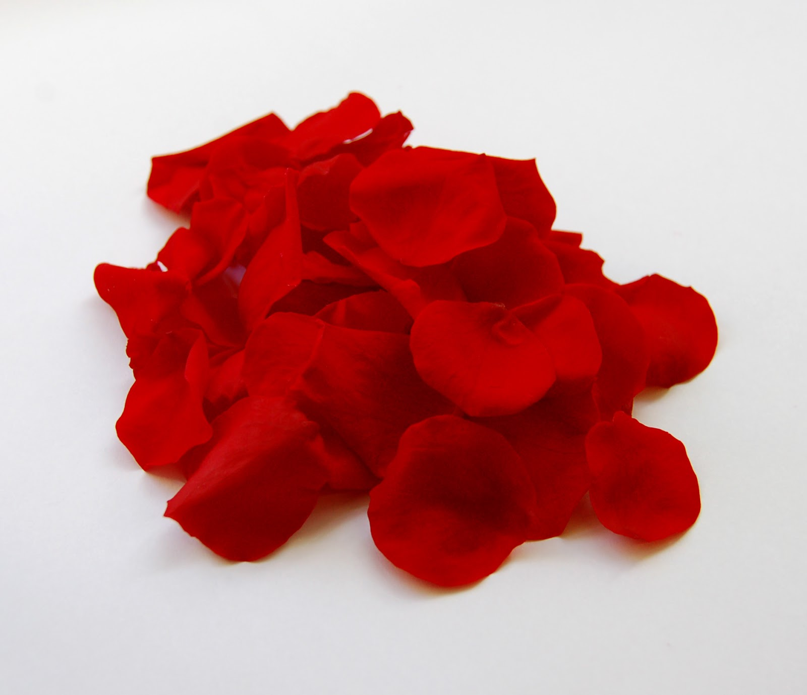 the confetti blog red rose petals for st valentine 39 s day. Black Bedroom Furniture Sets. Home Design Ideas