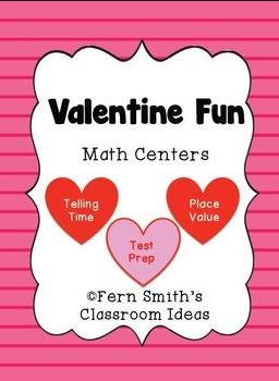 http://www.teacherspayteachers.com/Product/Valentines-Day-Math-Centers-Including-TEST-PREP-with-STEAL-and-SLIDE-482300