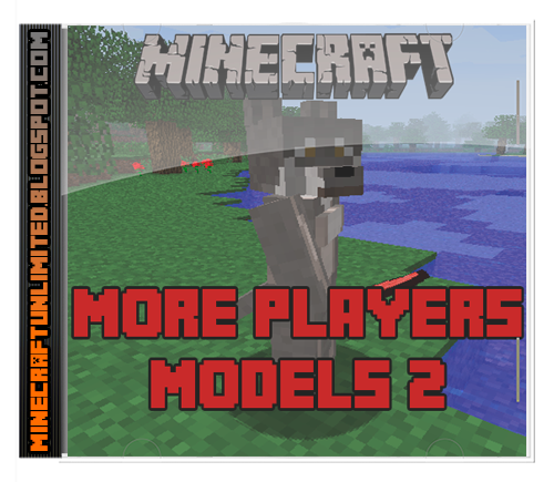 More Players Models 2 Mod minecraft