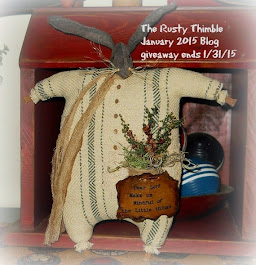 Rusty Thimble Giveaway!