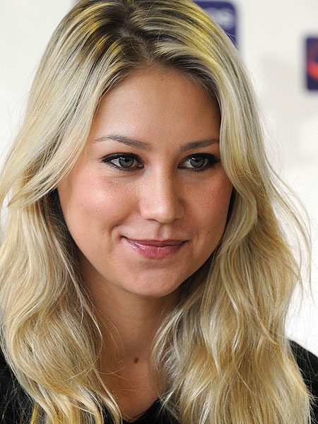 YouNewsTube: Anna Kournikova 'Biggest Loser' Anna Kurnikova
