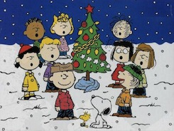 Charlie Brown Christmas Screensaver