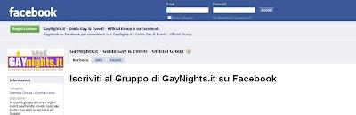 facebook gay