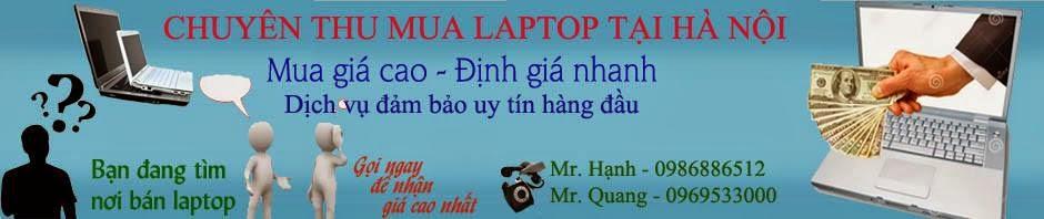thu mua laptop cũ