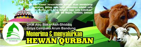 Spanduk Qurban