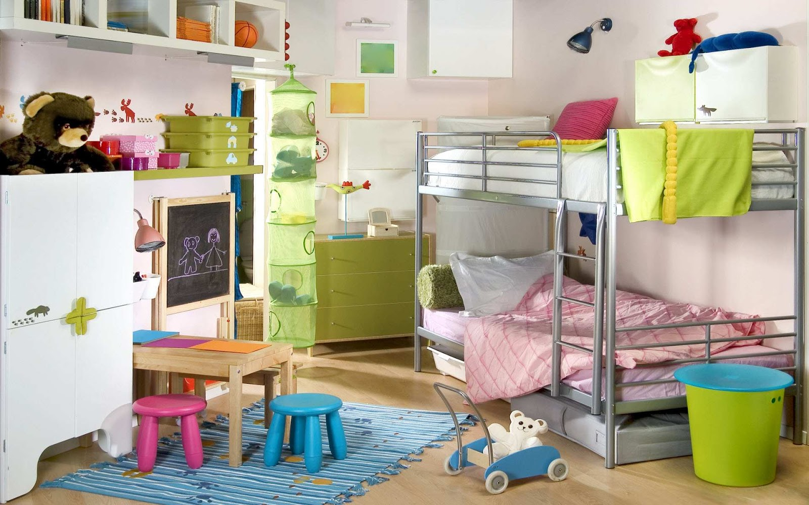 kamar tidur minimalis kamar tidur anak pria