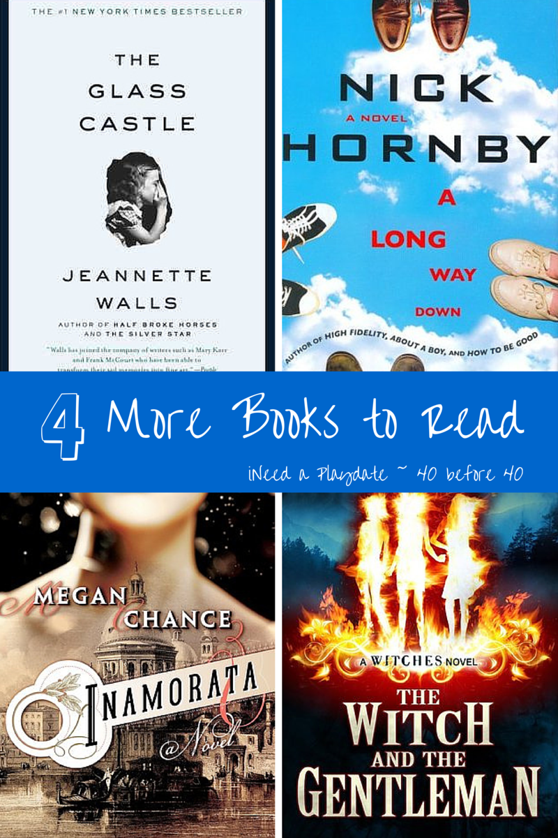 4 More Books You May Have Missed Reading | @MryJhnsn iNeed a Playdate