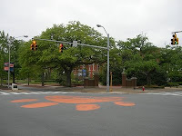 Toomer's Corner trees on Auburn campus poisoned.