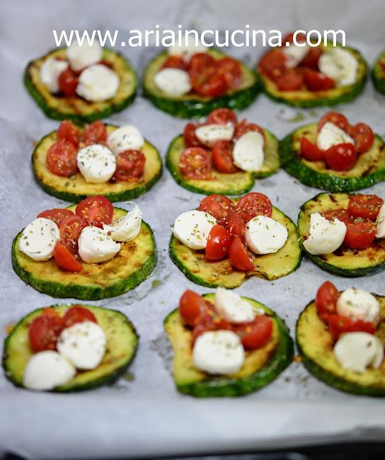 Blog di cucina di aria zucchine tonde alla pizzaiola for Cucinare zucchine tonde