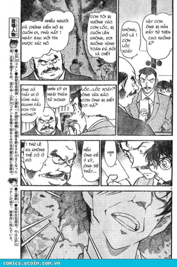 Detective Conan - Thám Tử Lừng Danh Conan chap 613 page 3 - IZTruyenTranh.com