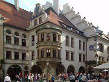 Tempat Wisata Di Jerman - Royal Brewery (Staatliches Hofbräuhaus - Hofbräu München)