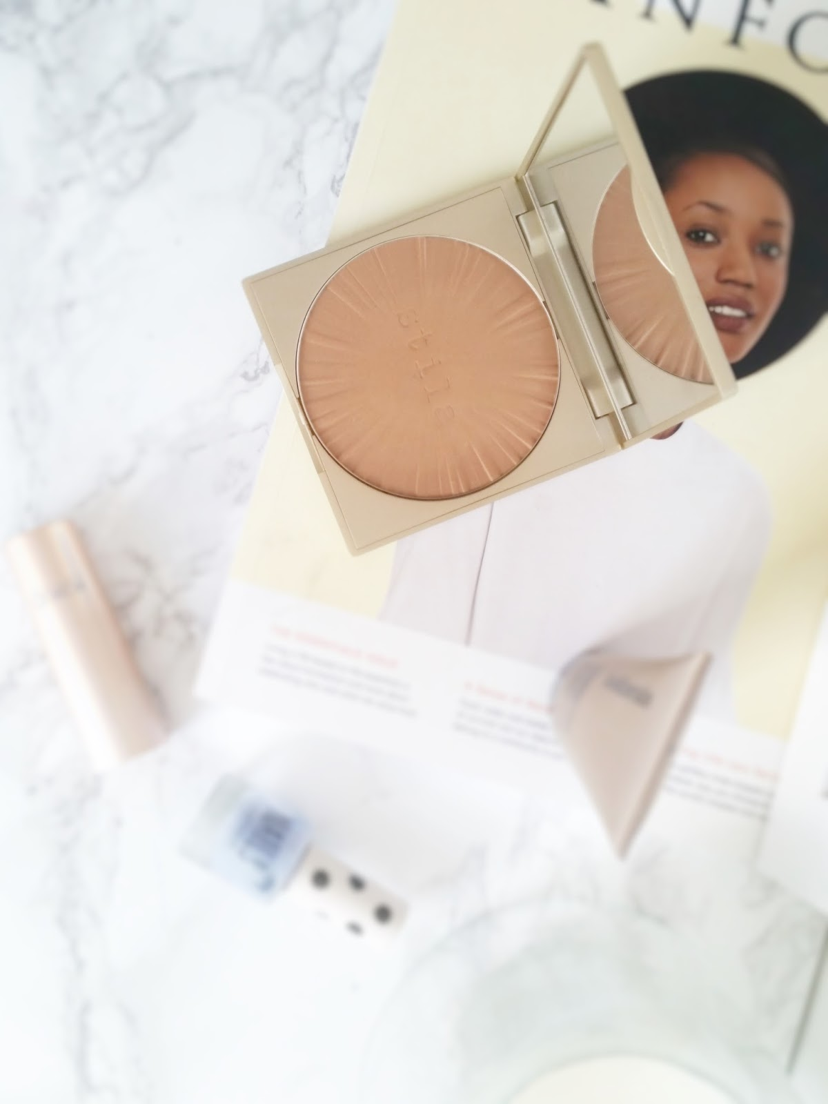 Stila Stay All Day Bronzer review