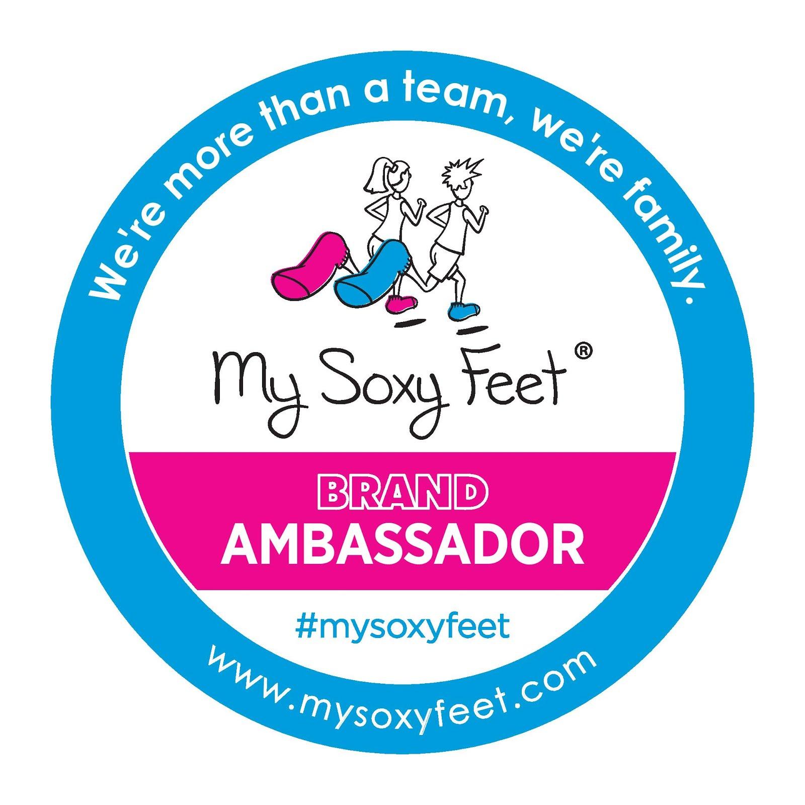 My Soxy Feet Ambassador