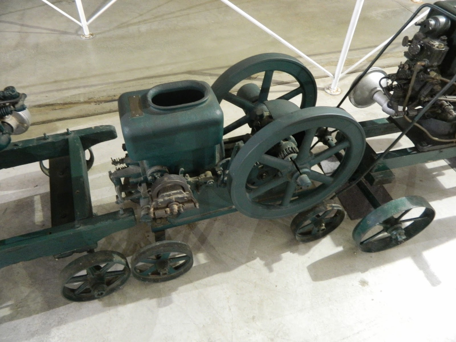Stuhr Museum Of The Prairie Pioneer 39 S Engines C 1921
