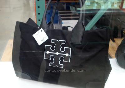 Tony Burch Ella Varsity Tote Bag: stylish yet practical