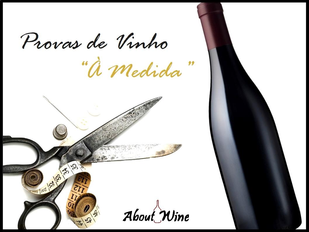 PROVA DE VINHO | WINE TASTINGS