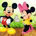 30 Gambar Kartun Mickey Mouse dan Minnie Mouse