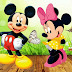 30 Gambar Kartun Mickey Mouse dan Minnie Mouse
