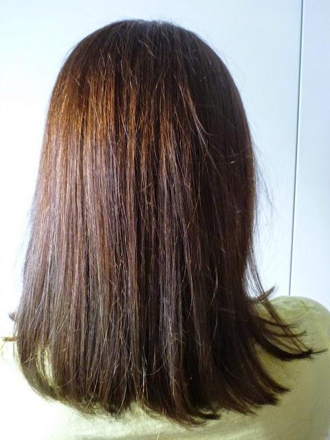 Wizyta u fryzjera i włosowe zakupy