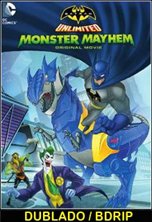 Assistir Batman Sem Limites Caos Monstruoso Dublado