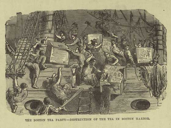 a discussion on the colonists resistance to the british taxation Colonies britain also needed money to pay for its war debts the king and  parliament believed they had the right to tax the colonies they decided to  require.
