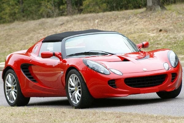 Lotus Elise Car Pictures