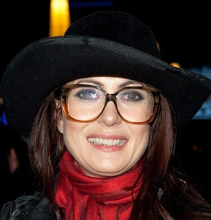 Catherine Malandrino in Oversized Glasses