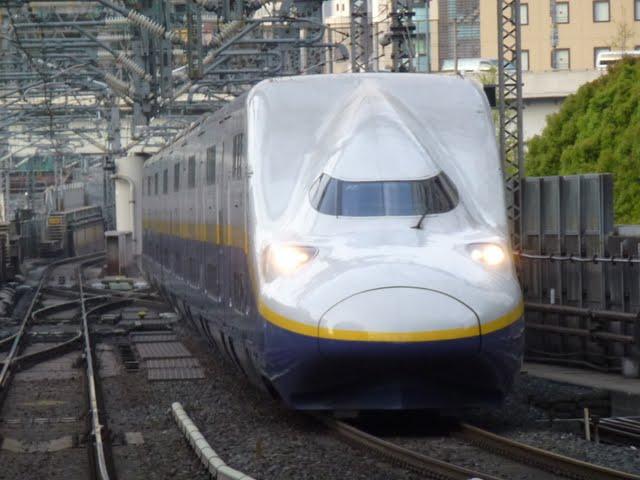 東北新幹線 MAXやまびこ号 福島行き