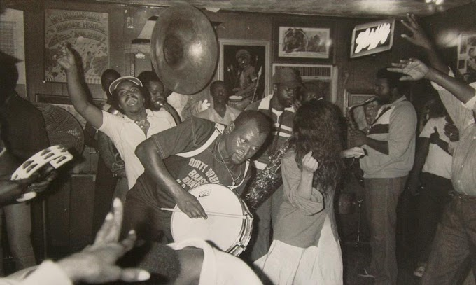 The Early Dirty Dozen Brass Band