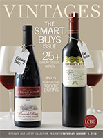 LCBO Wine Picks from January 9, 2016 VINTAGES Release