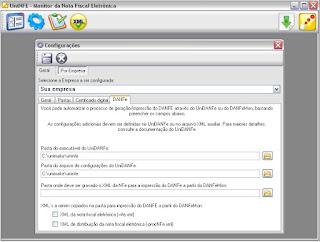 NeXT ERP NFe Plus Nota Fiscal Eletrônica 2.0 UniNFe UniDANFe